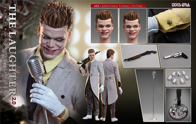 Pre-order 1/6 Scale Toys Era TE028 Laughter 2.0 12in Action Figure