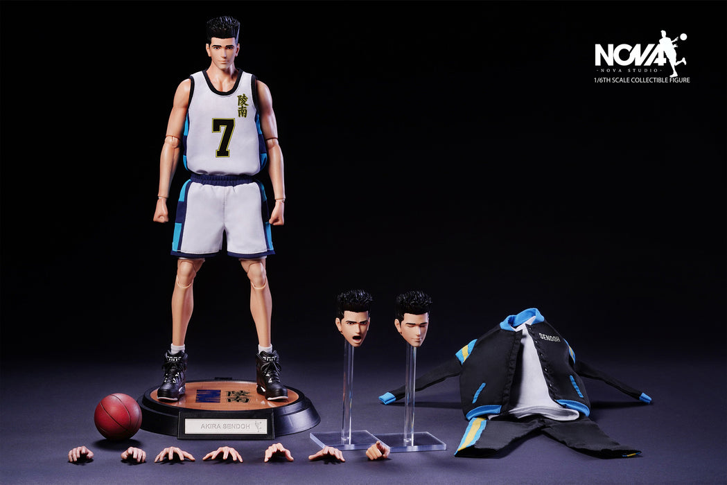 Pre-order 1/6 NOVA No 7 Basketball Player Sendoh Action Figure