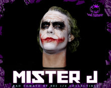 Bad Tomato BT002 1/6 Mister J Joker Head Sculpt In-Stock