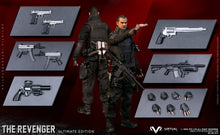 Pre-order VTS VM027 1/6 Scale THE REVENGER ULTIMATE EDITION 12in Action Figure