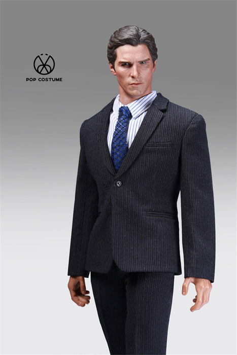 In-stock 1/6 Scale POPTOYS X28 Male Suit Western-style For 12in Action Figure