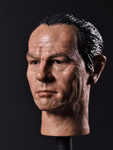 In-Stock 1/6 Scale Tommy Lee  head sculpt Men in Black Agent