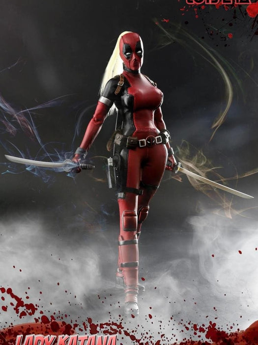 IN STOCK Toys Era CT011 1/6 Female Lady Deadpool newest action figure