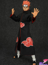 9L toys 1/6 action figure toys Hokage Ninjia Pain Xiao organization Moving eyes