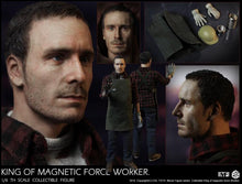 Pre-order 1/6 CGL Toys MF12 King Of Magnetic Force Worker Fassbender Action Figure
