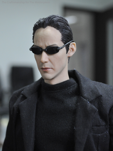 1/6 Scale Collectible Action Figure Full Set for Neo Keanu Reeves (The Matrix)