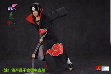 9L Toys 1/6 Scale Hokage Ninjia Uchiha Sasuke Movable Eyes Suit 12in figure