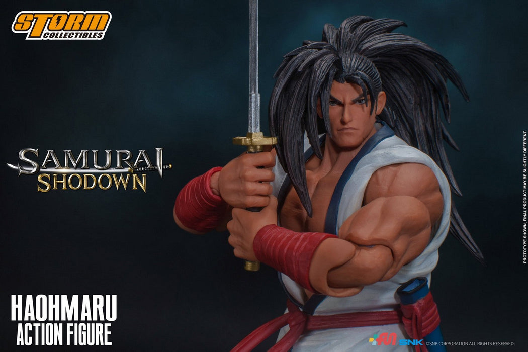In-stock 1/12 Storm Toys SAMURAI SHODOWN Action Figure