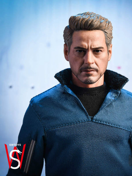 In-stock 1/6 Scale SW Ourworld FS019 12IN Figure Iron Man Tony Stark