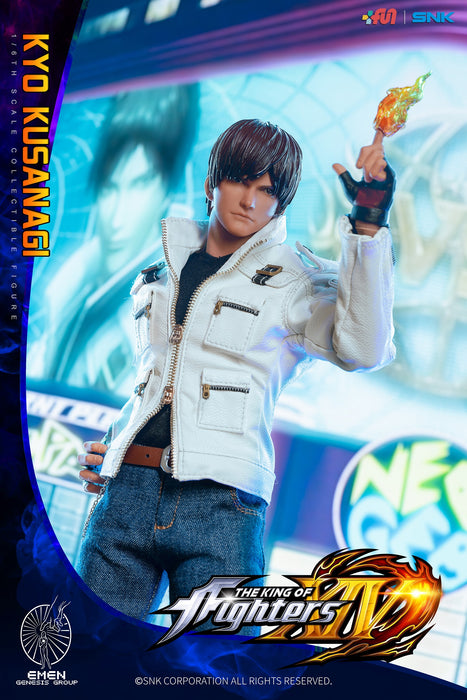 "In-stock 1/6 GENESIS ""Kyo"" KOF-KY01 Action Figure"