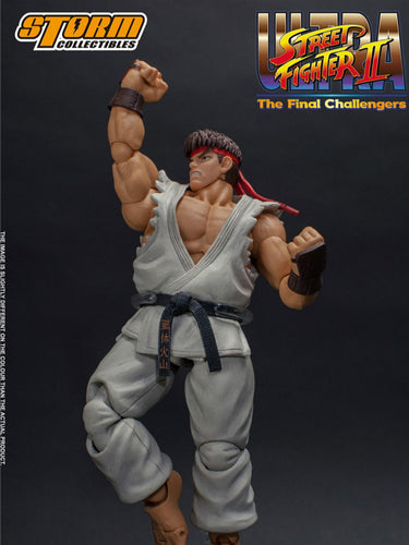 Pre-order 1/12 Storm Toys Ryu Ultra Street Fighter II: Violent 6in Action Figure