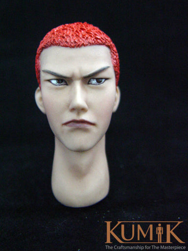 onesixth 1/6 KUMIK KM015 1/6 scale head play Slam Dunk