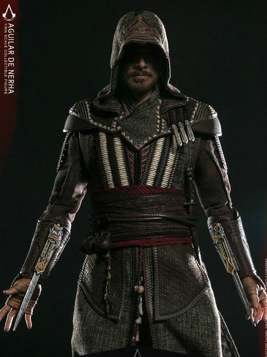 In-Stock 1/6 Scale DAMTOYS DMS006 ASSASSIN'S CREED AGUILAR MICHAEL FASSBENDER