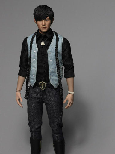 Pre-order 1/6 FIRE A019 2008 Concert Cowboys Busy Zhou Jielun Action Figure