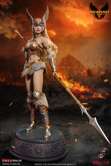 In-stock 1/12 TBLeague  PL2019-155 SKARAH THE VALKYRIE Action Figure