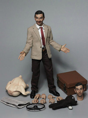Pre-order 1/6 Scale FIRE A018  MR. BEAN Action Figure
