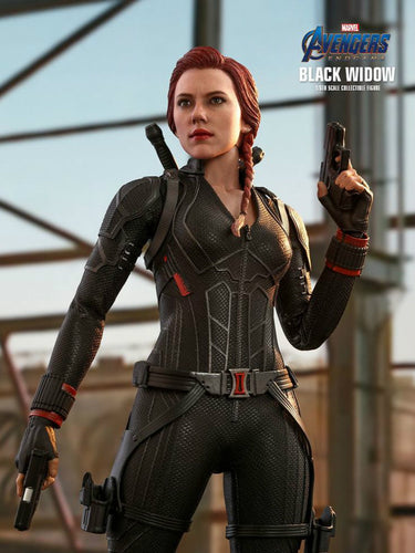 Pre-order 1/6 Scale Hot Toys MMS533 End Game Black Widow Action Figure