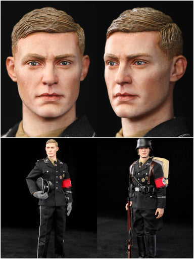 Pre-order 1/6 DID 3R M32 Black SS Salute Ultimate Edition Action Figure