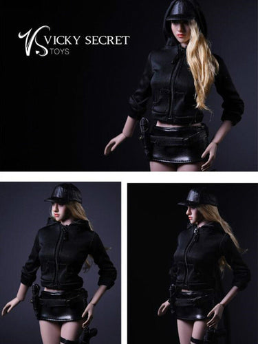 onesixth VStoys 1/6 Vicky's secret female killer Outdoor suits 17NSS-B