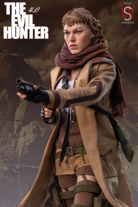 Pre-order 1/6 SWTOYS FS040 The Evil Hunter 4.0 Action Figure