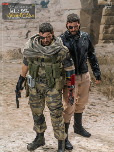 In-Stock 1/6 Scale LIMTOYS LIM005 Ismael &Aehab EP52-THE OTHER SHADOW edition