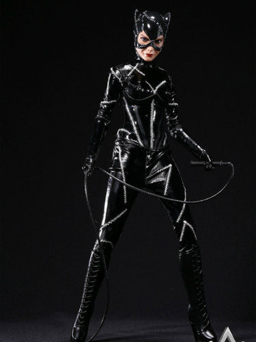 In-Stock 1/6 Scale ACPLAY ATX027 Cat Woman 12in Action Figure