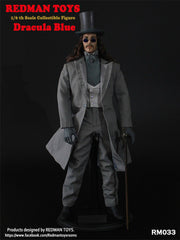 In-Stock 1/6 Scale REDMAN TOYS RM033 Dracula Grey Version