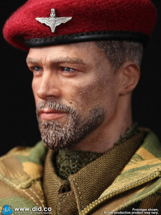 In-stock DID K80136 1/6 WWII British Airborne Red Devils Solider 12in Action Figures
