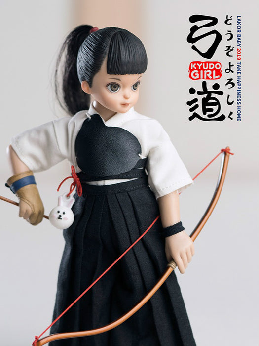 In-stock 1/6 Scale Lakor Baby Kyudo Girl Action Figure