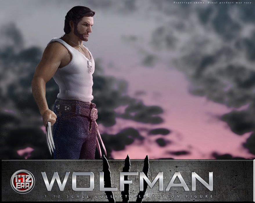 In-Stock 1/12 Scale ERA Wolfman Collectible 6IN Action Figure limit two