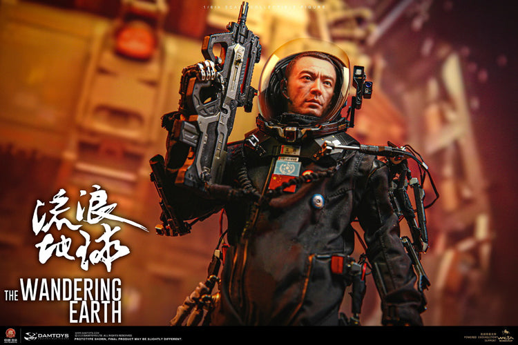 Pre-order 1/6 DAMTOYS CN171-11 Rescue Unit Captain Wang Lei Figure
