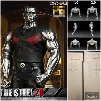 TOYS ERA PE002 1/6 COLOSSUS The Steel 2.0 Premium Edition Series