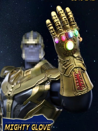 Pre-order Toys Era 1/6 Thanos Mighty Glove Infinity Gauntlet Accessories Avengers: Infinity War