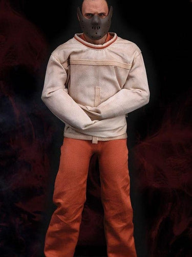 1/6 Scale Collectible Action Figure Full Set of Dr. Hannibal Lector (The silence of the lambs)