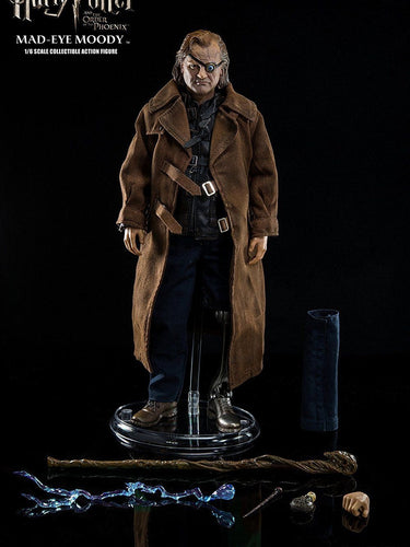 1/6 Star Ace Toys Mad Eye Alastor Moody Harry Potter 1/6th Scale Action Figure