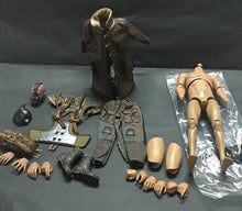 "1/6 scale custom kit for one-sixth collectible action figure ""Bane"" (The dark knight rises) full set"