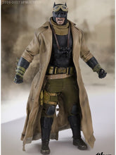 In-Stock 1/6 Scale BVS The Dark Knight Desert Combat Set Fight Clothing Suits for HT 12in Figure