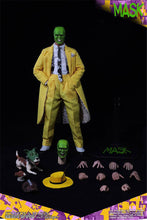 ASMUS TOYS SMA01 The Mask & Dog  Stanley Ipkiss 1/6 action figure