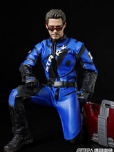 "1/6 Racing Suit Costume Clothes Set for one-sixth action figure for ""Tony Stark"""