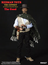 Pre-order REDMAN TOYS RM027 1/6 Scale Cowboy Eastwood The Good Action Figure