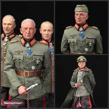 3R 1/6 GM637 German Commander - Erich von Manstein_ Box Set _WWII Now 3R031Z
