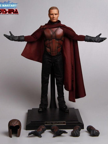 Toys Era 1/6 TE006 X-Men Magneto Michael Fassbender Mutant 1.0