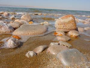 Dead Sea Minerals and Essential Oils for Pain Relief