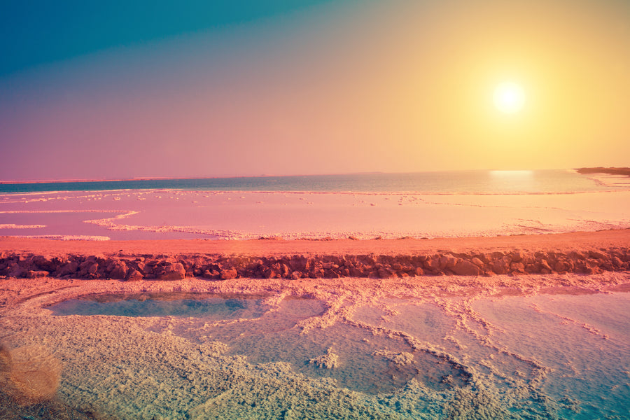 The Healing Properties of the Dead Sea