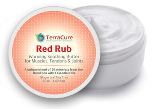 Best cream for muscle inflammation, joints and back - Red Rub
