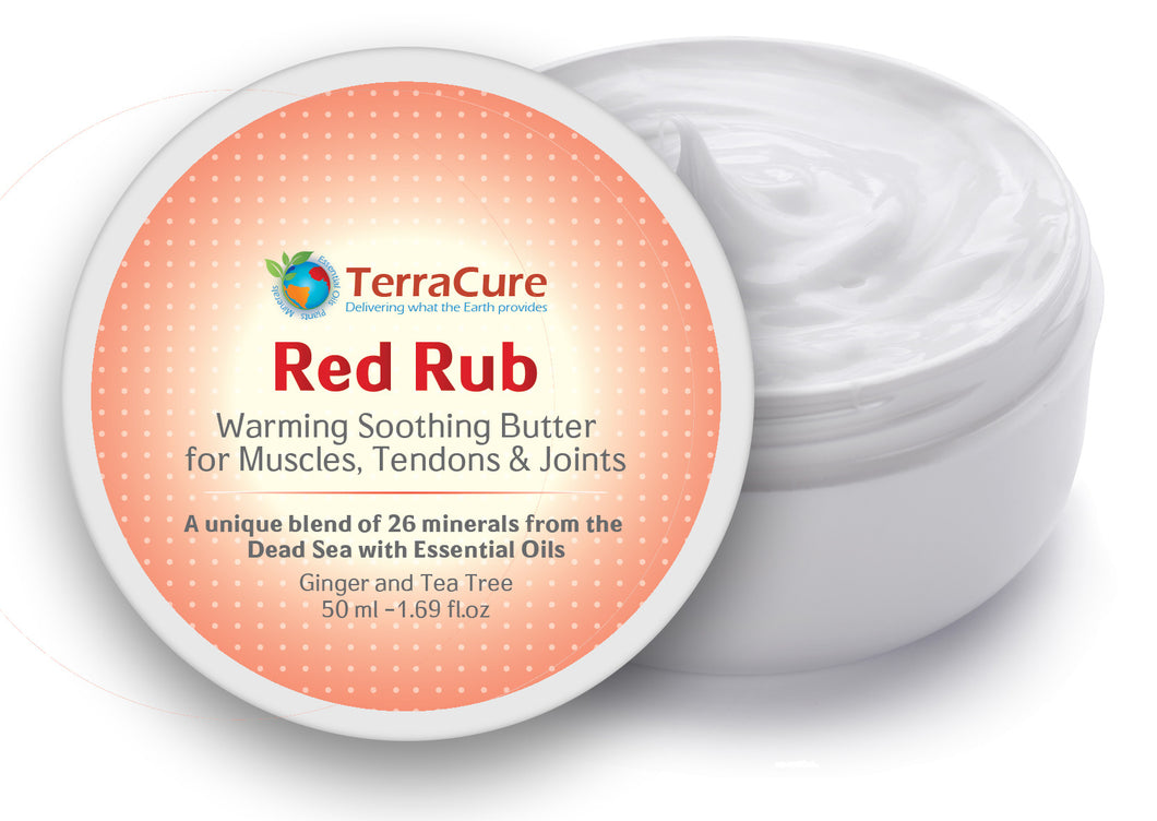 Best cream for herniated disc - Red Rub