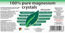 Magnesium Citrate Crystals (200g)