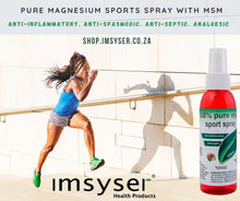 100% Pure Magnesium Sport & Muscle Spray 120ml
