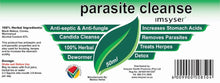 IMSYSER 100% Natural Parasite & Candida Cleanse Liquid Drops (50ml)