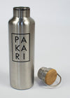 PAKARI Double Wall Vacuum Insulated Stainless Steel Bottle 750ml